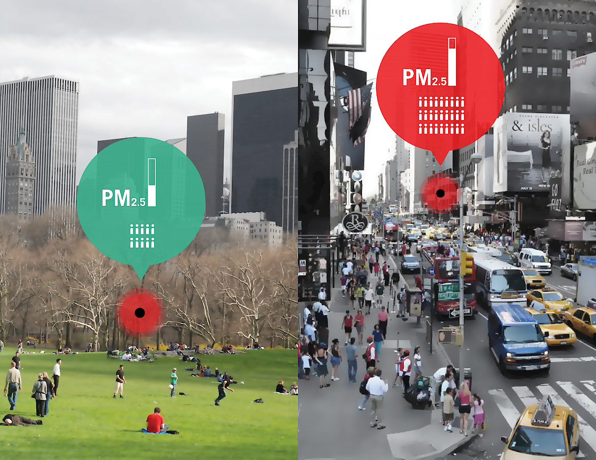 Coping with Air Pollution in an Age of Urbanisation